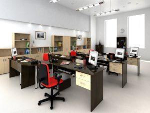 Офисная мебель, надежная офисная мебель на заказ от производителя. Купить офисную мебель, индивидуальный дизайн бесплатно.