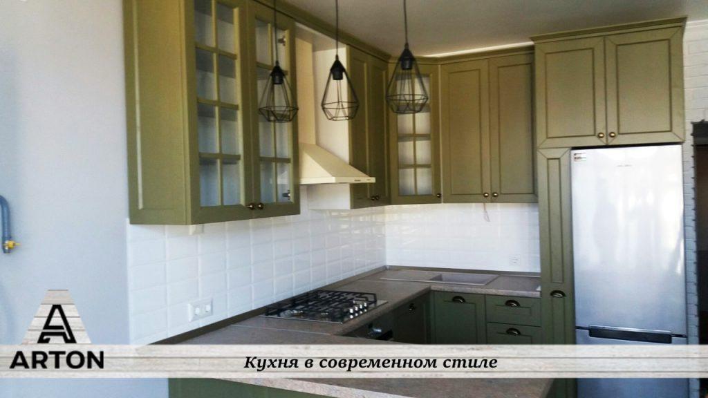 Кухня на заказ недорого, по индивидуальному проекту.